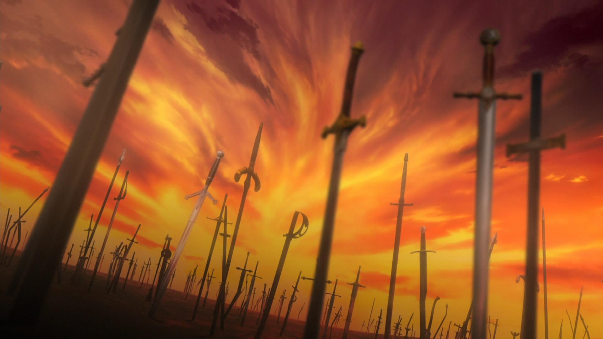 удаляем картинки мечи воткнутые в землю зажигаем светодиод
